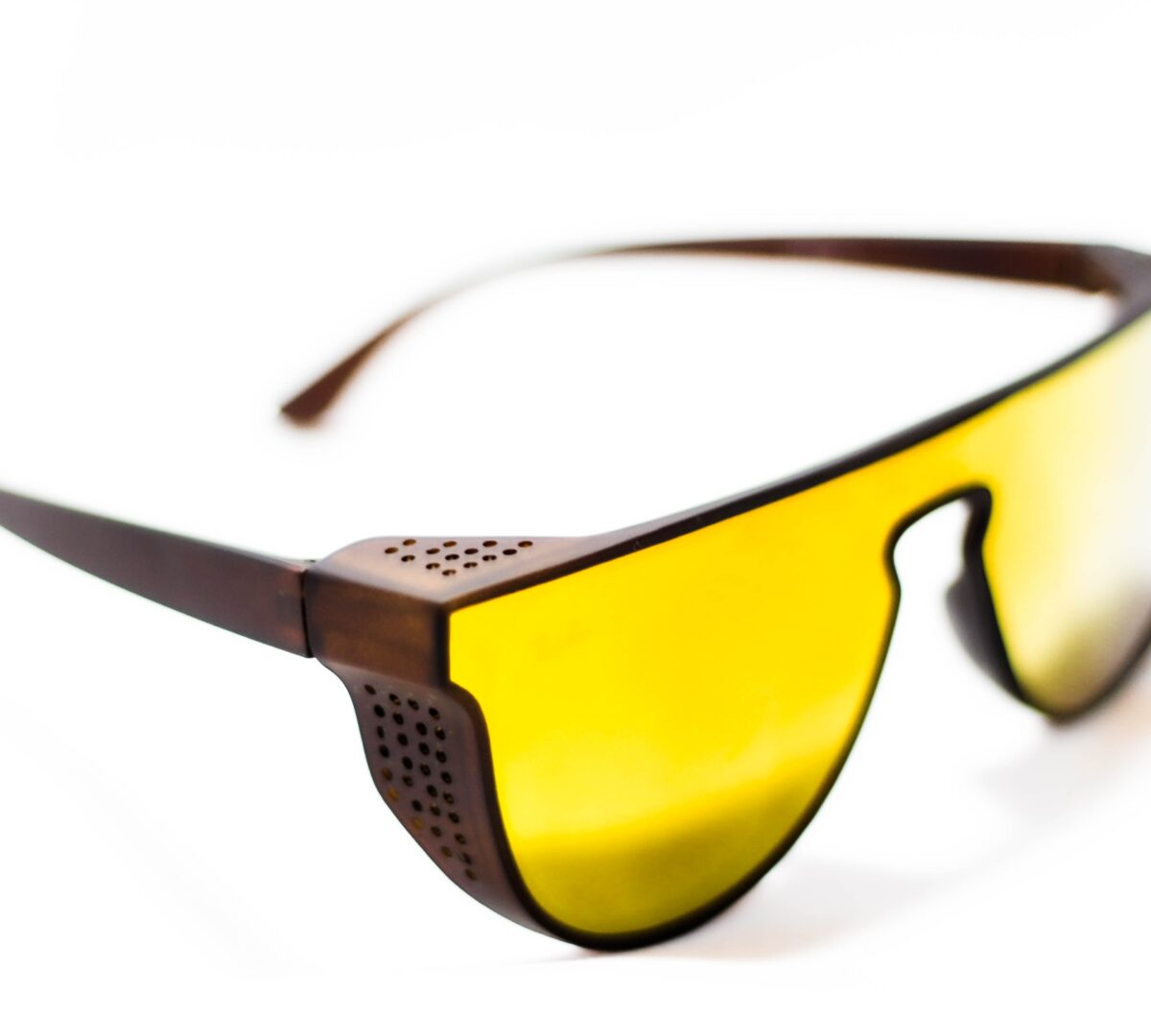 Yellow Lens color sunglasses